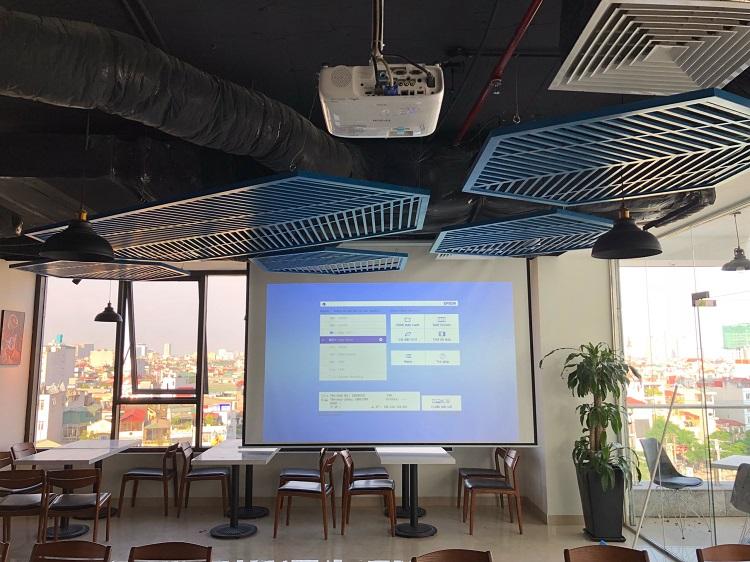 HD Hải Hưng chuyên cung cấp máy chiếu dành cho văn phòng, phòng học, quán Cafe