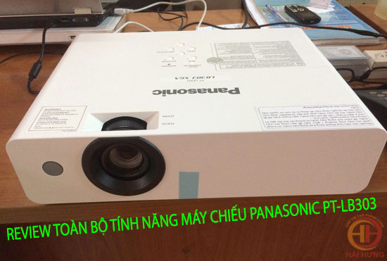 Máy chiếu Panasonic LB303 - Giá10.500.000đ