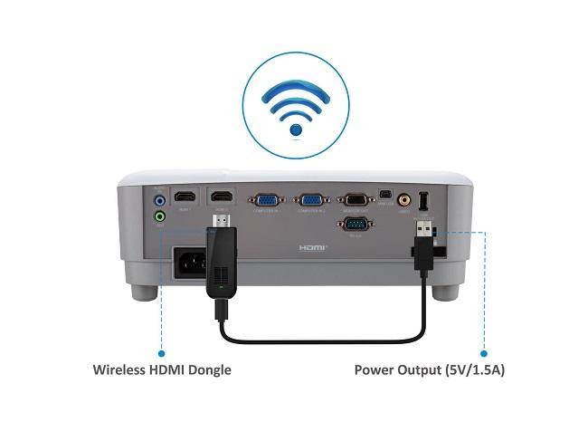 nguồn điện cho kết nối không dây