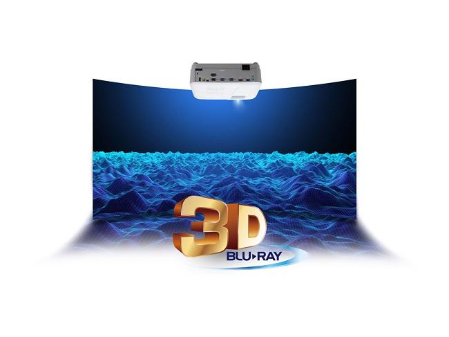 Máy chiêu 3D viewsonic PA503SP